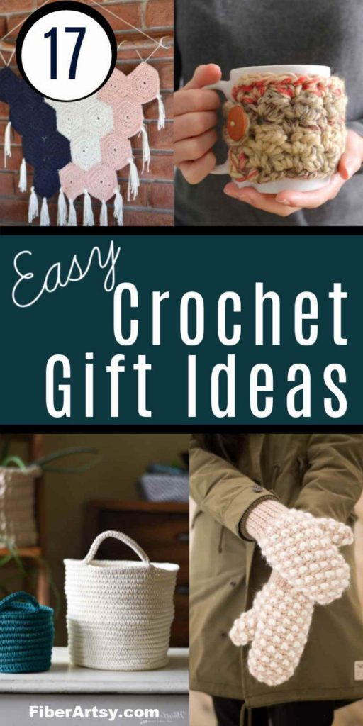 Gifts to crochet
