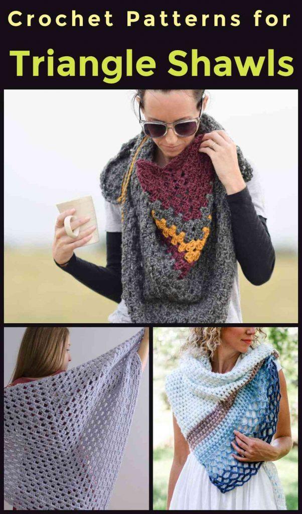 Shawl Crochet Patterns