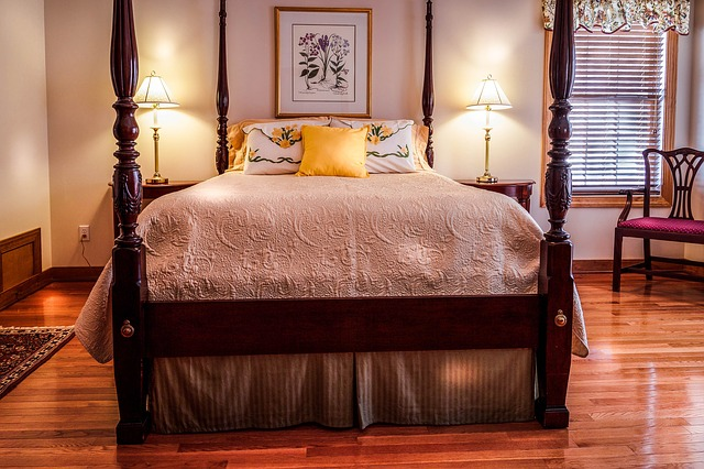 Bedroom Designer - Bed Cleaning and Protection