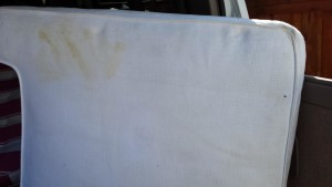 Clean Stains on Couch 2