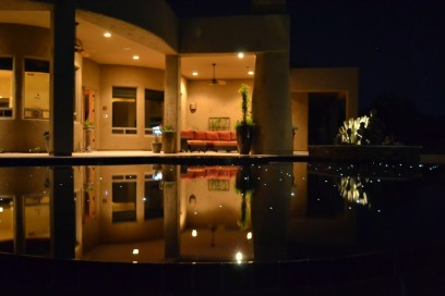 Star Floor Pool