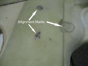 alignment marks 2