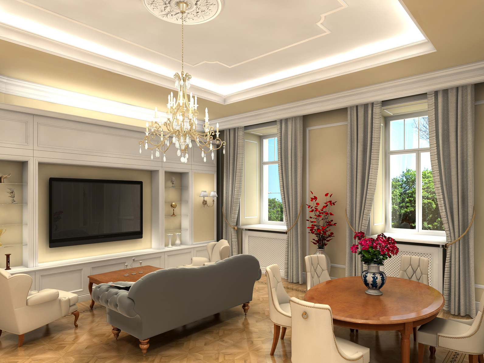 5 unique window treatment ideas for your living room global home improvement