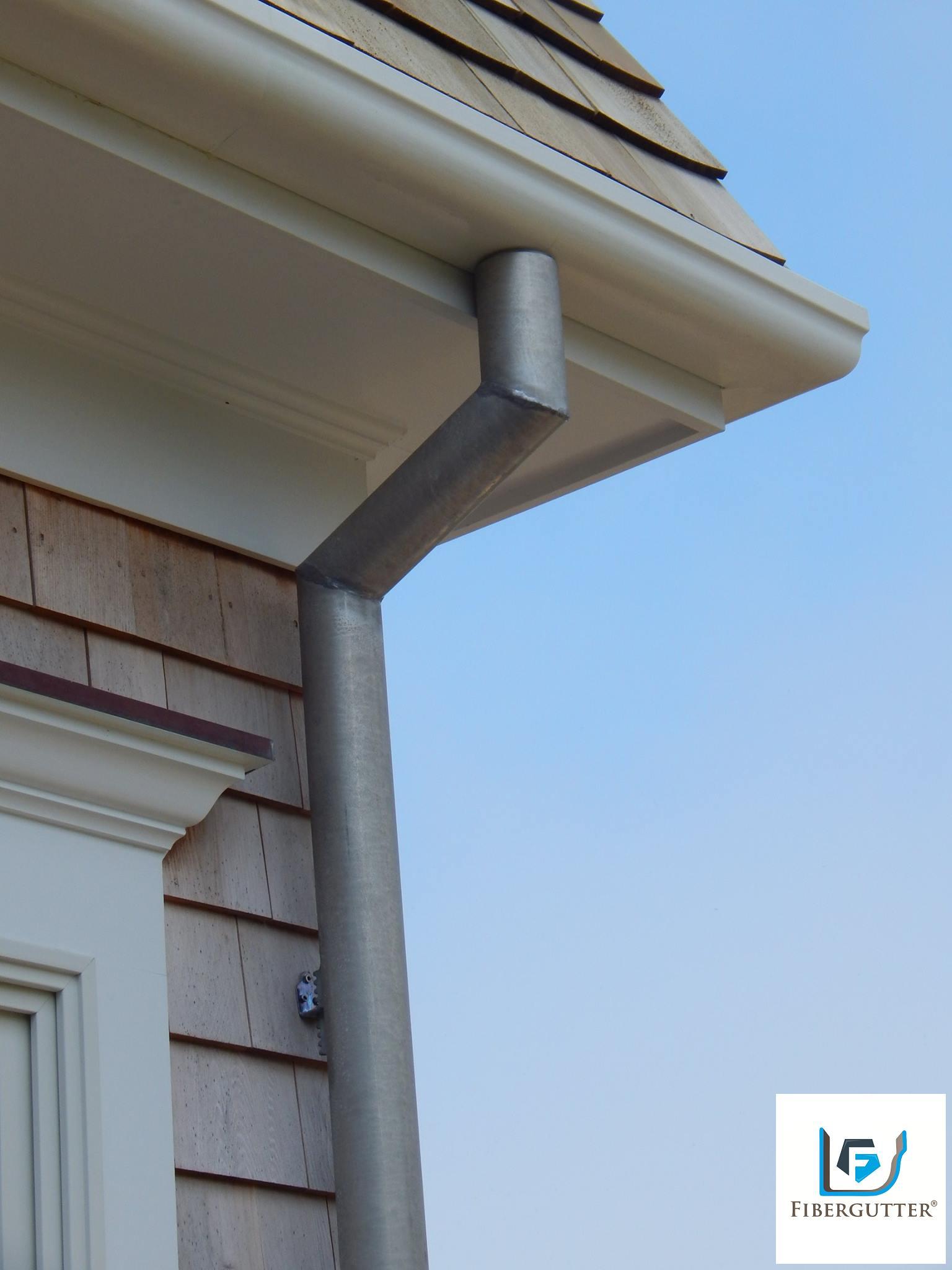 Fiberglass Gutter Installation Long Island, NY
