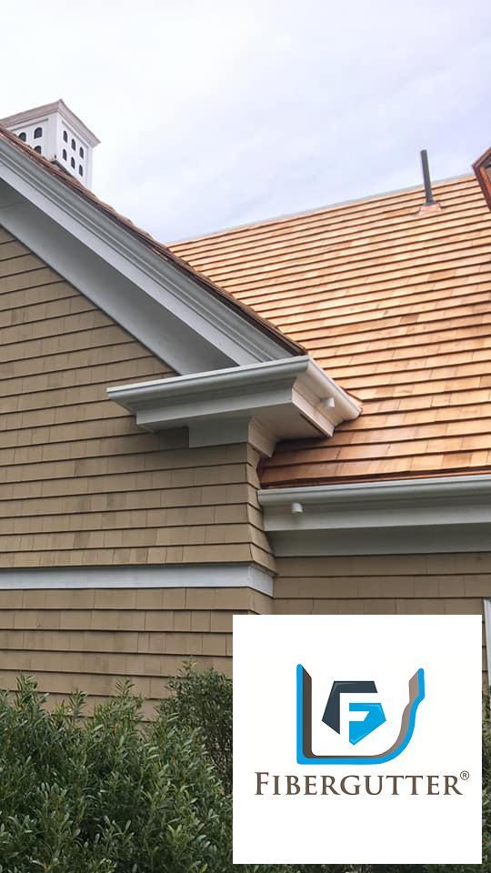 Fiberglass Gutter Installation Weston, MA