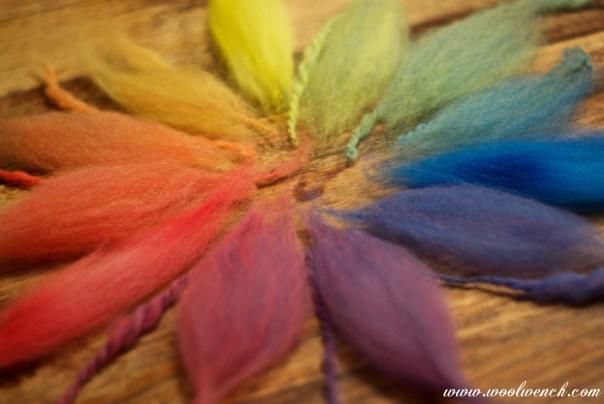 Colour Blending Rainbow