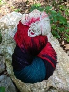 Totem yarn