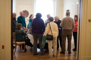 People in the gallery 2