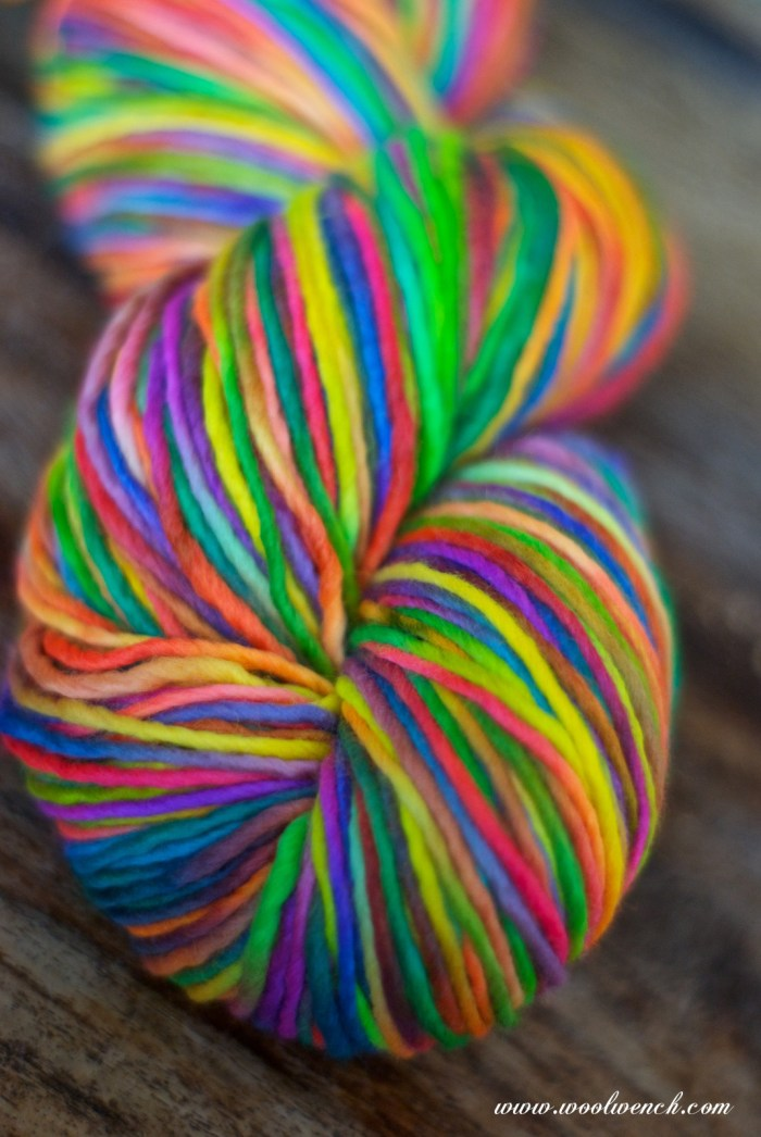 WoolWench Hand Dyed