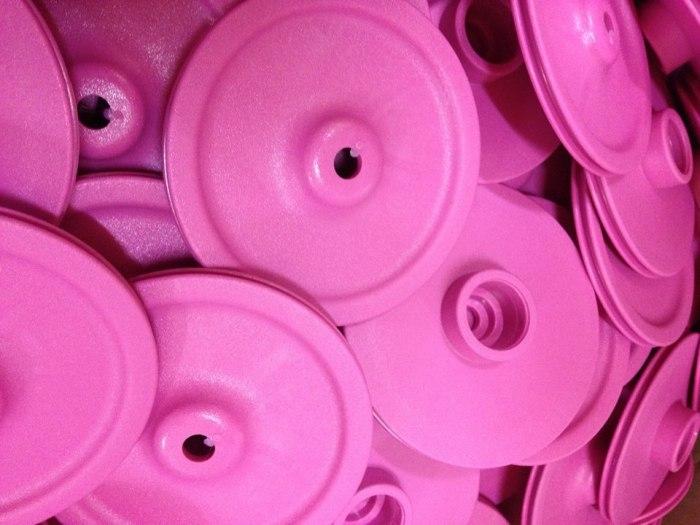 Majacraft Pink Bobbins!
