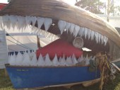 giant boat shark