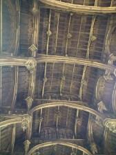 intricate ceiling for Anne Boleyn