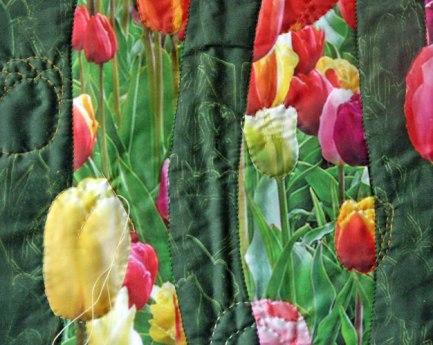 kits de patchwork couleurs printemps
