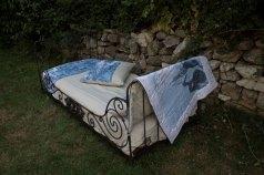 linge de lit original en lin naturel sorcière des couleurs