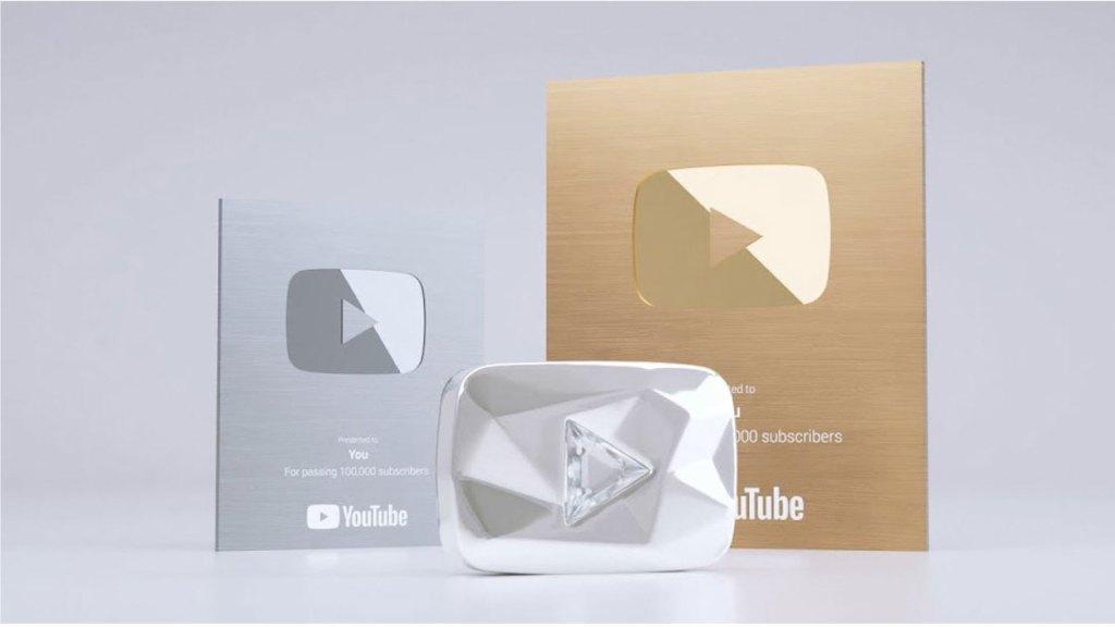 Placas Youtube