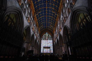 Carlisle Cathedral ©photo by t. stockton