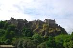 Edinburgh Castle ©photo by t. stockton