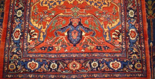Oriental rug cleaning by Fibrecare specialist cleaning