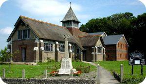 St Lukes, Stone Cross