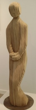 Chris Atichan Man of wood