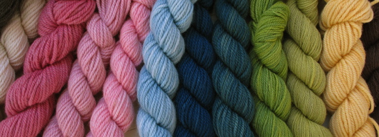 Swans Island Yarns Color