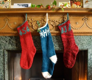 Last Minute Stockings - Ysolda Teague