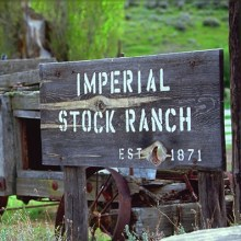 Photo Courtesy of Imperial Stock Ranch