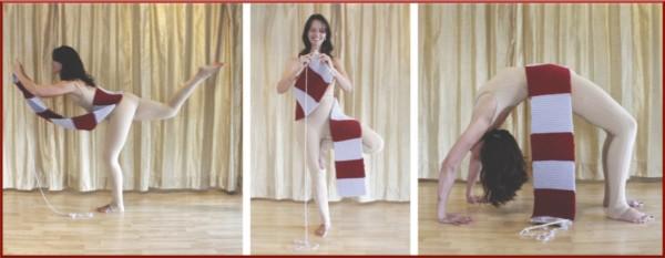 Marci Love Thomas, Instructor.  (Photo courtesy Pengu Studio)