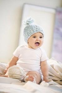 Bulky Baby Hat by Bobbi Intveld