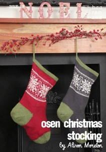 Osen Christmas Stocking