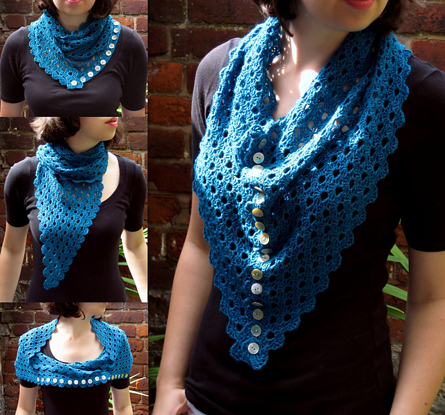 Multiplicity Shawl by Esther Chandler