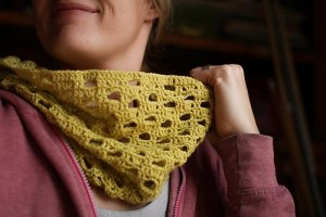 Clementine Cowl by Mamachee