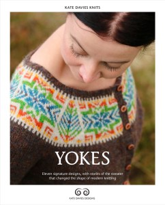 """Yokes"" by Kate Davies"