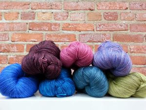 the Fiberist Newton worsted