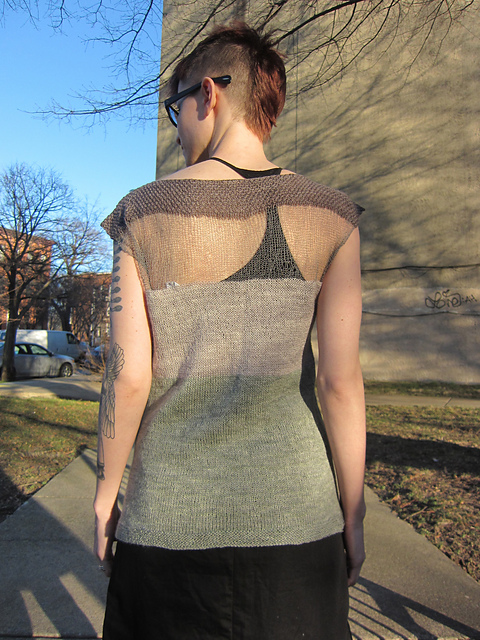 weathered mesh