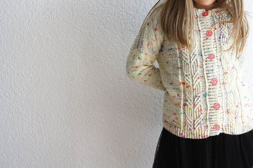 My dear Watson, © NCL knits