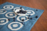 Concentric Table Mat by Amber Corcoran