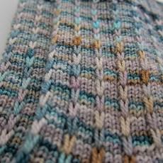 Slip Stitch Lines, © La Maison de Saba
