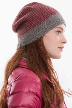 Balustrade Stripe hat, © Zealana
