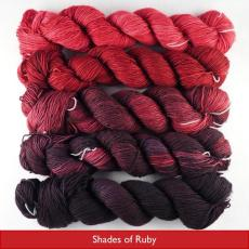 Shades of Ruby