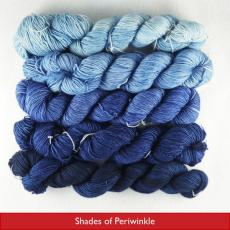 Shades of Periwinkle