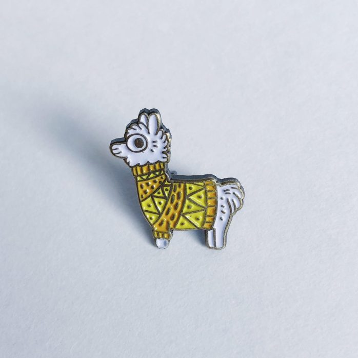 KimIllustration Alpaca