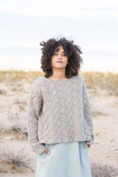 Shifting Sands Pullover