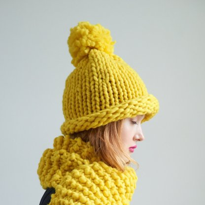All You Knit Kit Hat