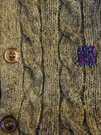 Sweater mend 2