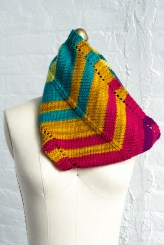 Rainbow Road Cowl