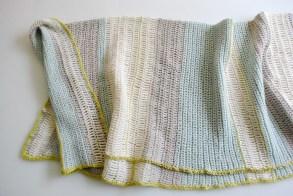 Cochecito Baby Blanket