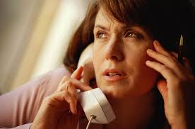 Difficulties with Phone Conversations in Fibromyalgia and ME/CFS