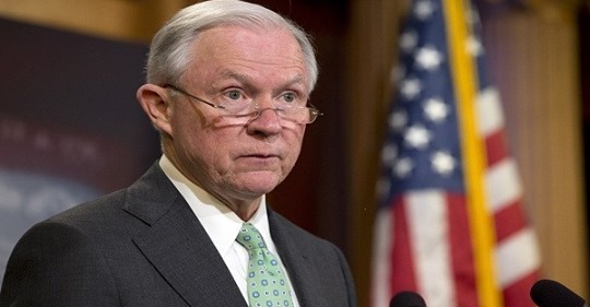 """Jeff Sessions: People suffering from chronic pain should """"take an aspirin and harden"""""""