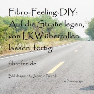 Fibro-Feeling DIY, Fibromyalgie